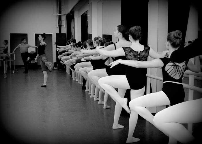 Ballet-listice