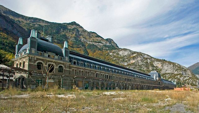 Canfranc Rail Station