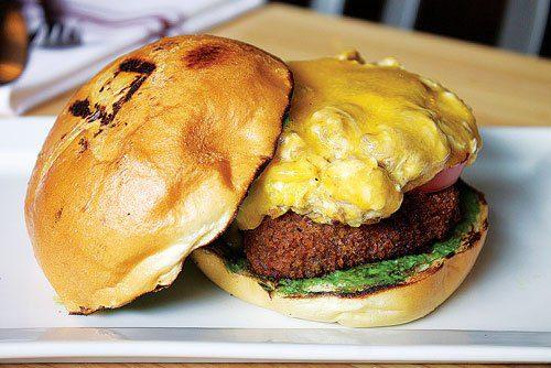 Fried Brain Sandwiches-USA