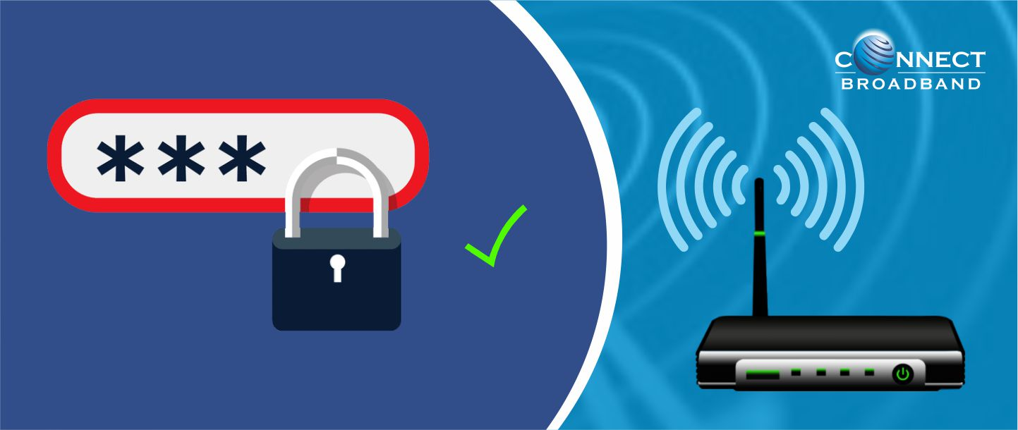 Keep your Wi-Fi password protected